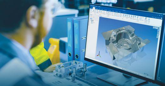 CAD cam programátor